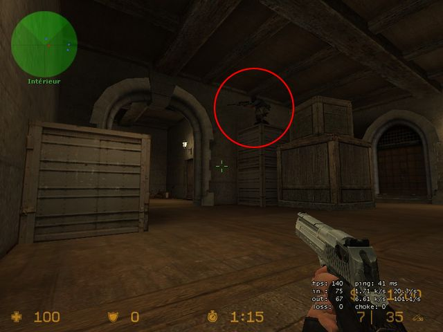 Campeur Counter Strike Source