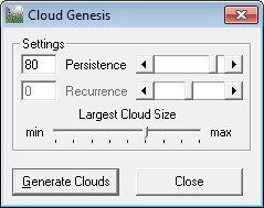 Bliss : Cloud Genesis